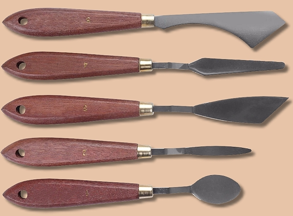 Specialist Painting Knife Set