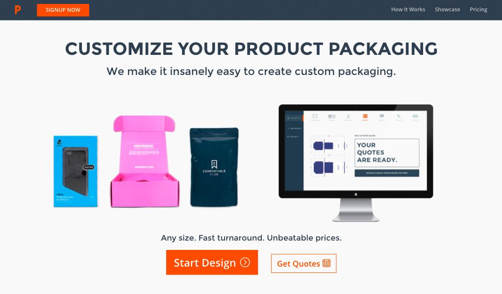 4597b36ae Custom Packaging for Boxes + Bags + Brands