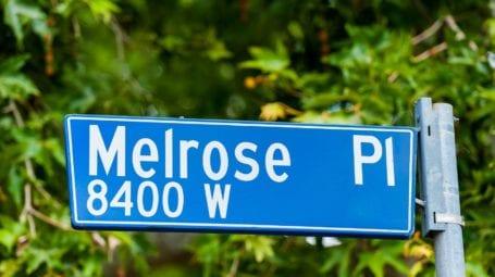 Melrose place boutiques
