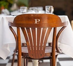 Palihouse West Hollywood Pali Branded Dining Chair