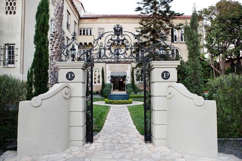 Palihouse santa monica entrance