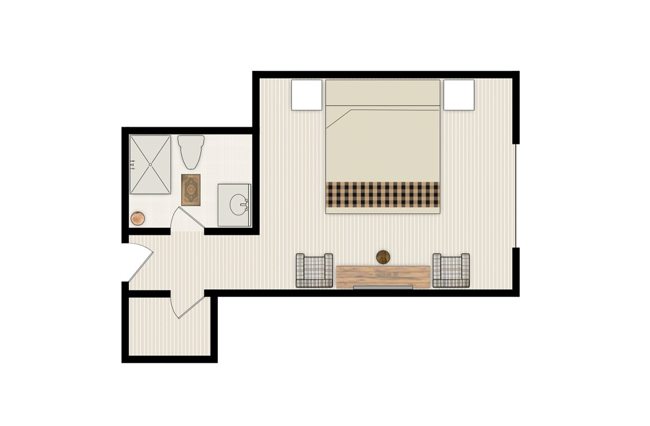 Pali santamonica classic floorplan