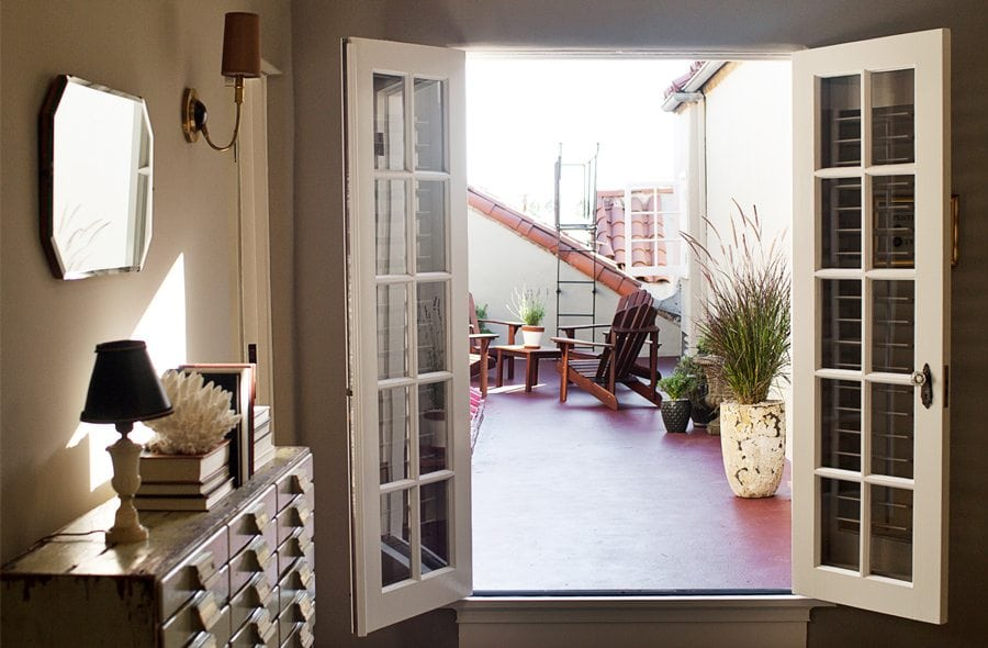 Pali santamonica penthouse1 porch