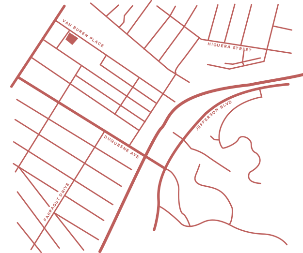 Map culver city6