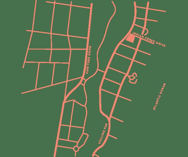 Map miami beach2