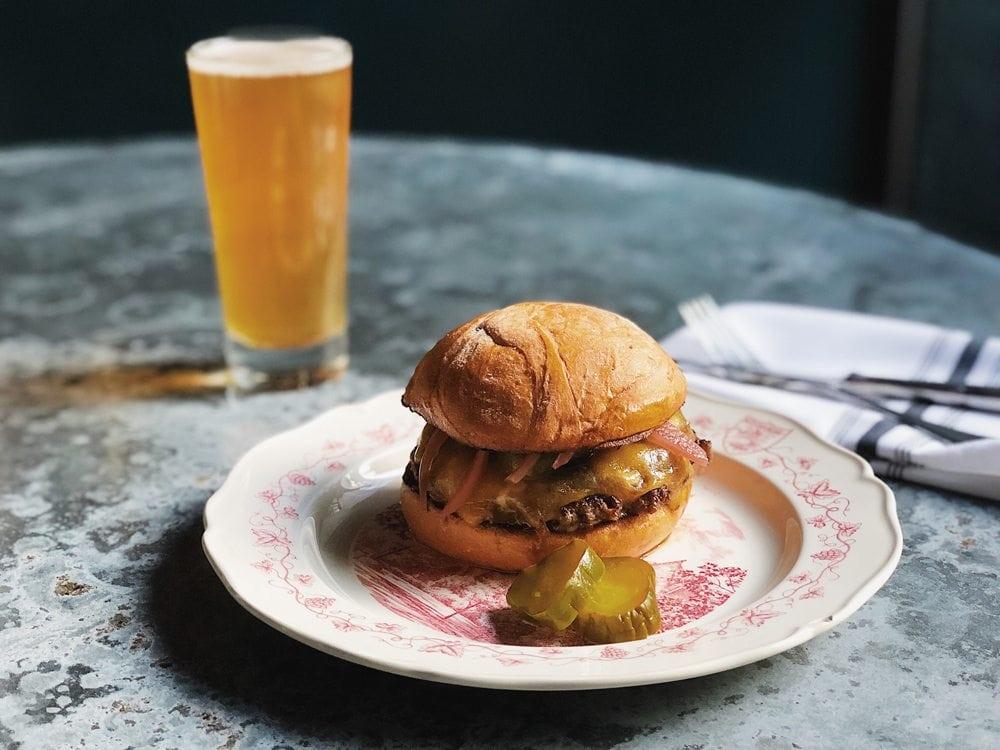 Pali melrose burger