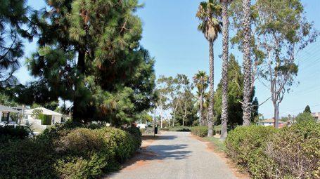 Culver city bike path – culver boulevard