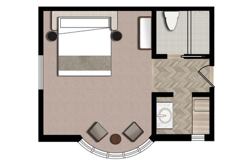 Wwv deluxe king floorplan