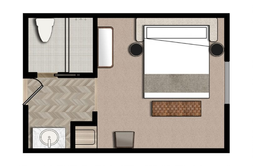 Wwv garden king floorplan