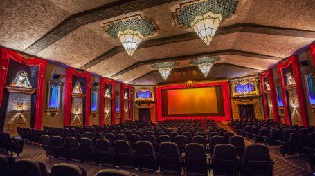 The vista (theatre)