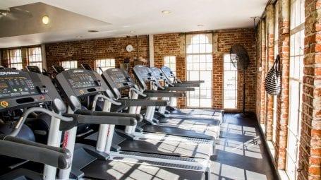 Easton gym