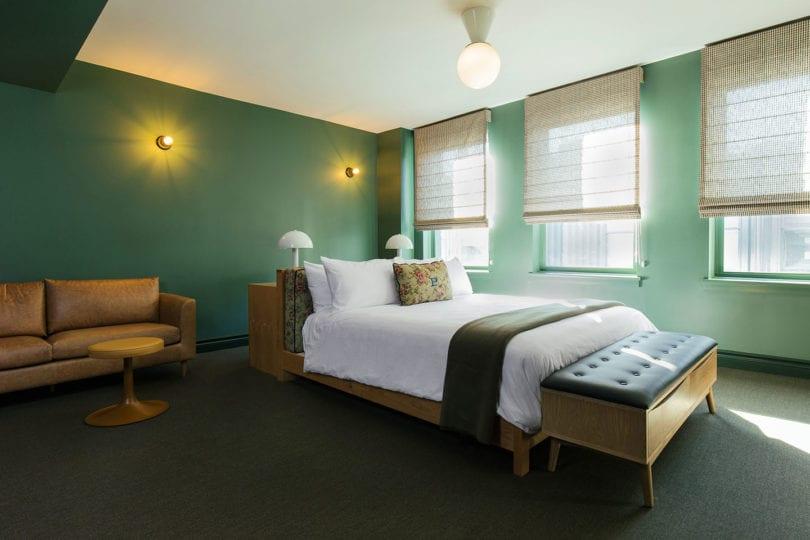 Delightful accommodations