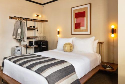palihotel san francisco bedroom