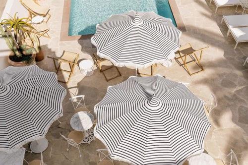 Silver Lake - pool deck