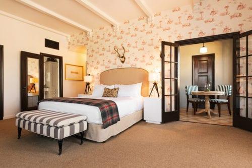 pali santa monica bedroom