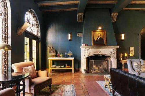palihouse santa monica- lobby