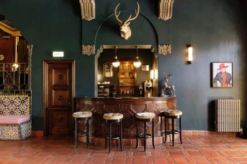 palihouse santa monica- lobby bar