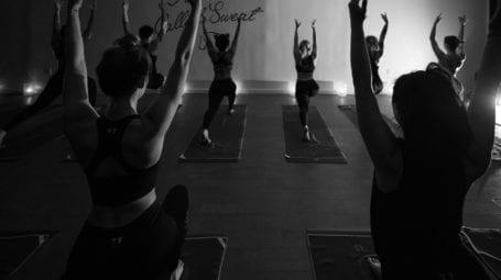 Y7 silver lake yoga people