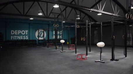 Depot fitness - gym interior