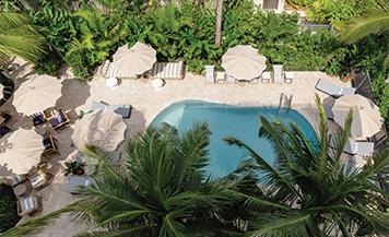 Home banner miami pool