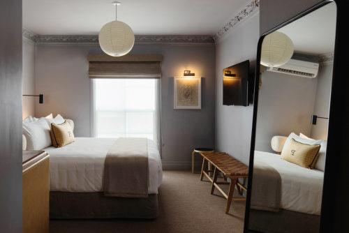 Westwood king room