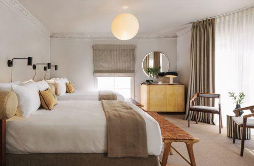 Westwood queen double room