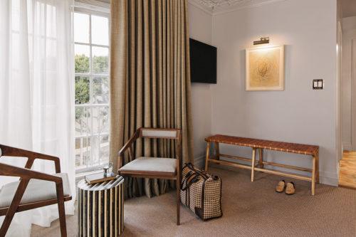 Westwood queen double room detail