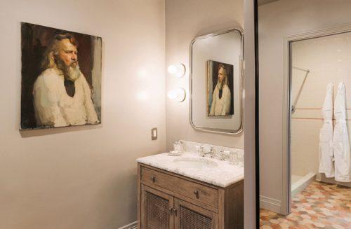 Westwood queen double vanity