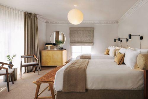 Westwood garden queen double room