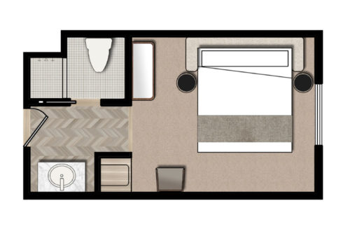 Wwv king floorplan