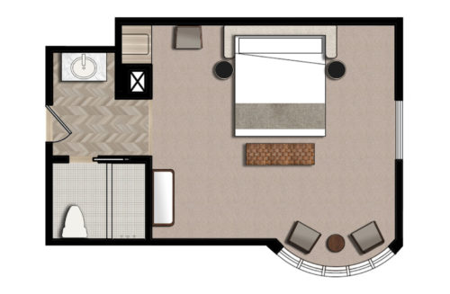 Wwv deluxe garden king floorplan