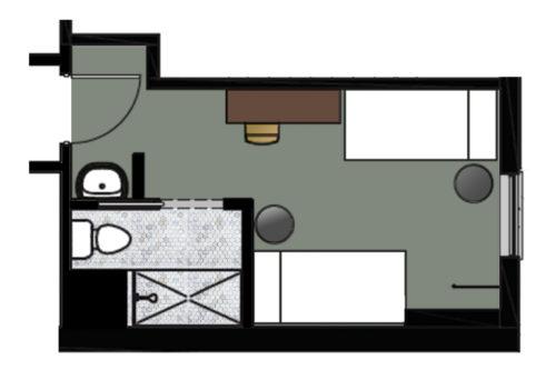 Seattle twin floorplan
