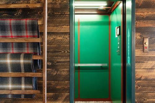 melrose elevator