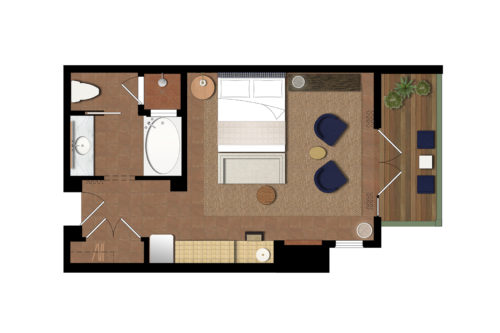 sb floorplan grand studio ADA