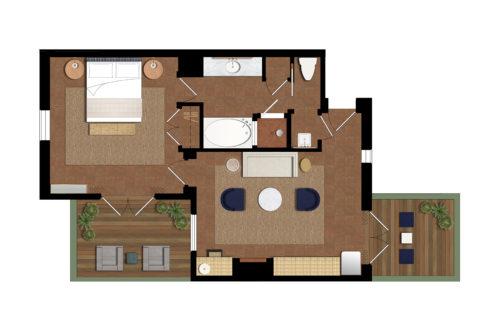 sb floorplan one bedroom