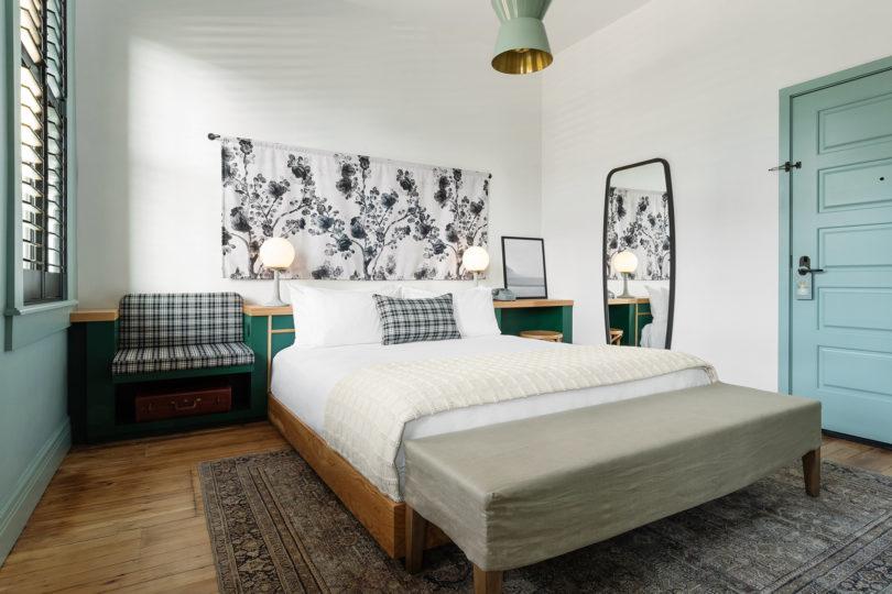 portland bed area