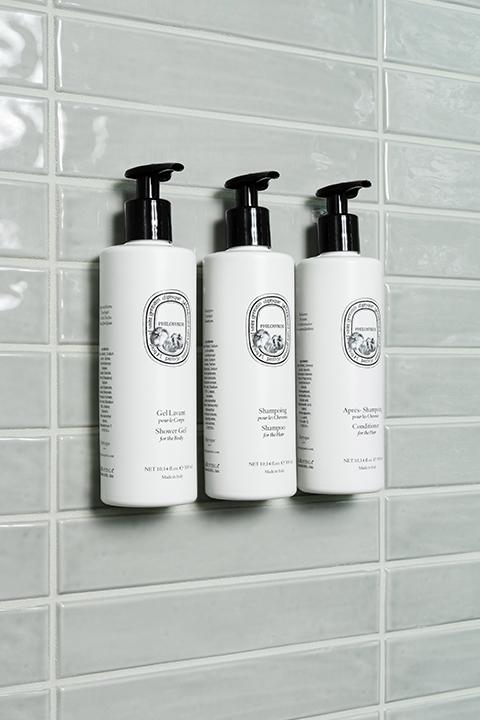 grand stark modelroom main shower amenities