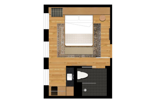 portland king floorplan