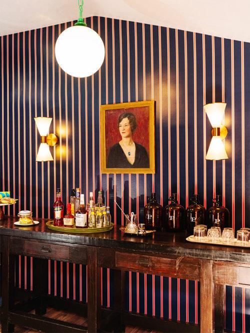 honor bar setup main
