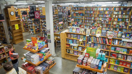 Powells City of Books Photo by Stuart Mullenberg Travel Portland