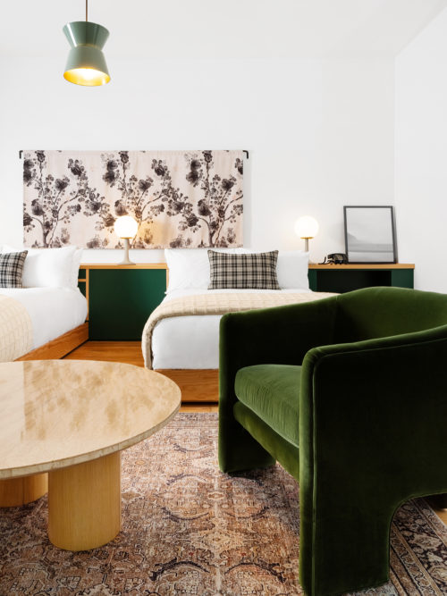 Double Room at Hotel Grand Stark