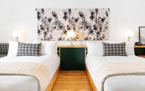 portland double bedheads