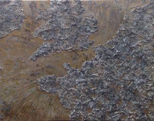 The-World-V-mixed-media-oil-on-canvas-epoxy-140×180