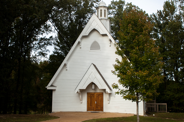 Hope Chapel on Palmer Home campus