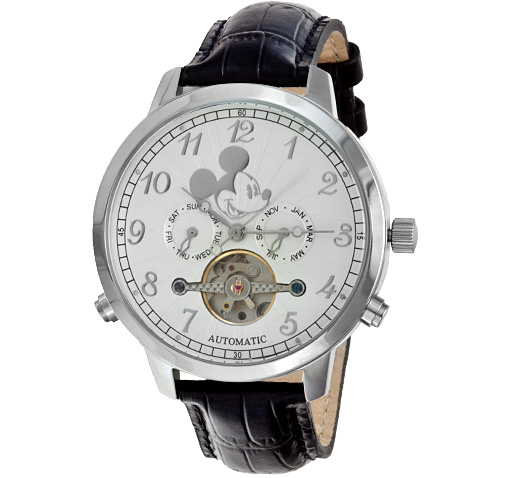 s walt disney mickey mouse automatic perpetual