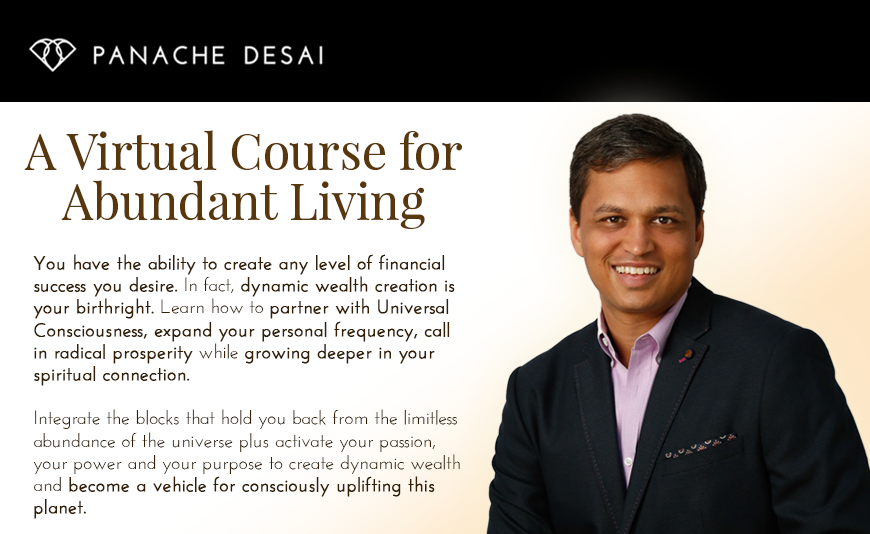 Dynamic Wealth Creation - A Vibrant Course for Abundant Living