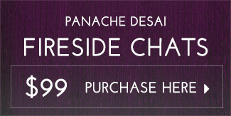 Panache Desai - Fireside Chats - The Sacredness of the Heart - Payment Button