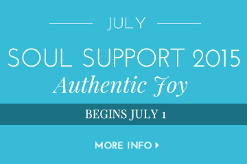 July Soul Support 2015
