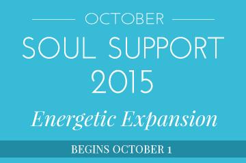 October Soul Support 2015