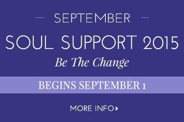 September Soul Support 2015